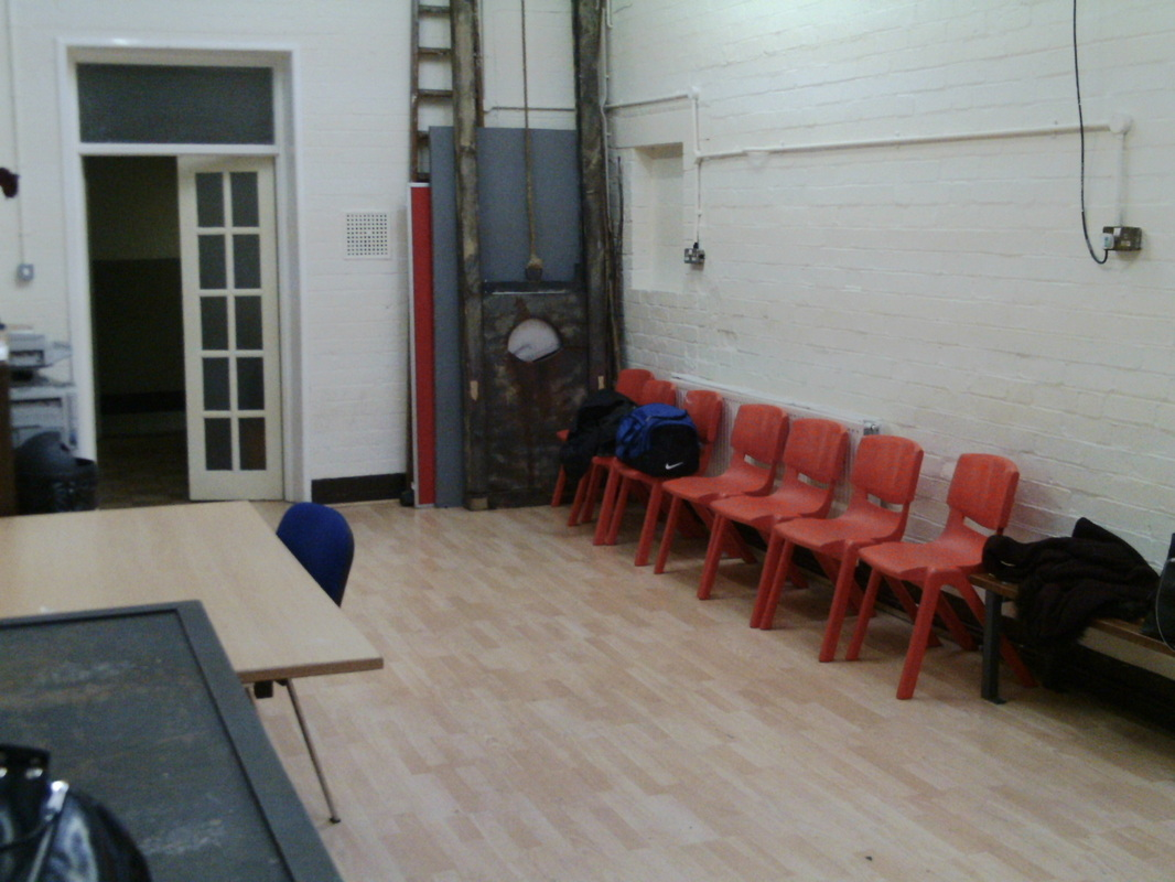 Room hire for Green room birmingham